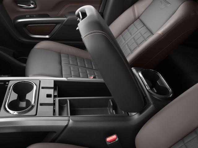 2017 Nissan An Xd Platinum Reserve In Daytona Beach Fl Gary Yeomans Ford