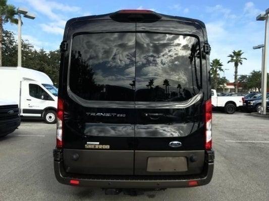 2018 Ford Transit Van 148 WB Medium Roof Cargo