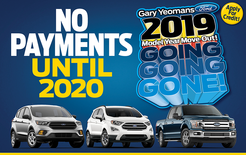Gary Yeomans Ford | New and Used Ford Dealer in Daytona Beach